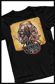 THE WINERY DOGS (Official t-shirt)