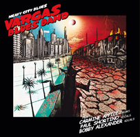 VARGAS BLUES BAND – HEAVY CITY BLUES