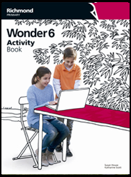 WONDER 6 ACTIVITY BOOK