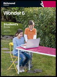 WONDER 6 STUDEN'S BOOK